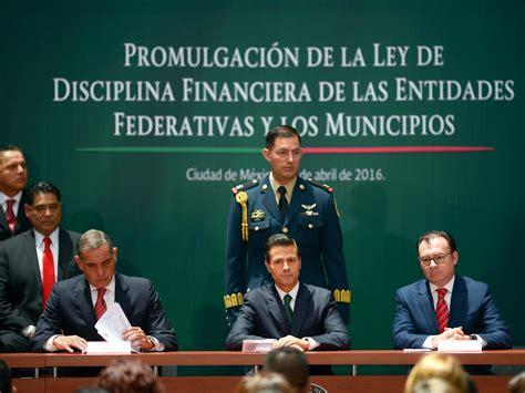 ley 14 ministerio de gobierno con nueva ley de disciplina financiera de las entidades