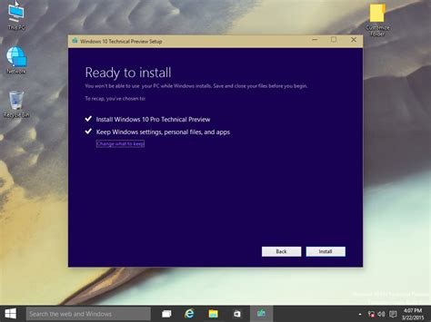 install windows 10 keep files how to perform a repair upgrade using the windows 10 iso
