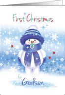 babys  christmas cards  godson  greeting card universe