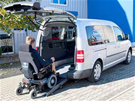 Motorrad Umbau Behinderte by Auto Behindertenfahrzeug Autos F 252 R Rollstuhlfahrer