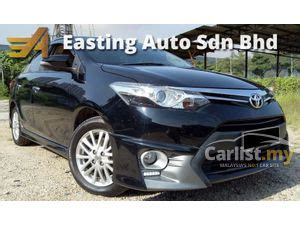 2015 Toyota Vios 1 5 G Trd M T search 2 931 toyota vios used cars for sale in malaysia