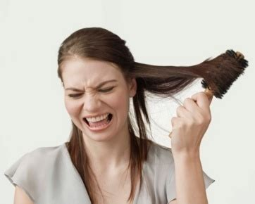 Shoo Green Rambut Bebas Rontok Dan Ketombe 4 cara alami mengatasi kerontokan rambut