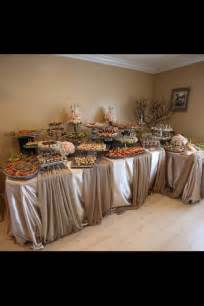 Wedding Buffet Table Wedding Buffet Table Decorating Ideas Woodworking