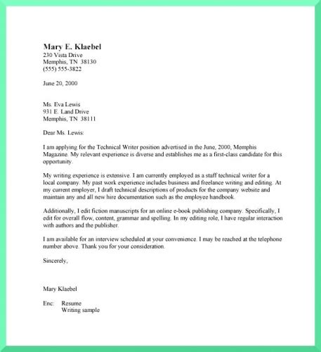 Business Letter Address Professional Writing Task