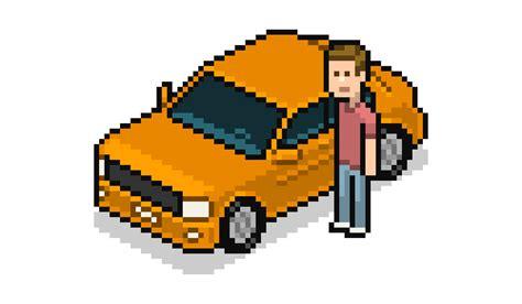 pixel art car how to create an isometric pixel art vehicle in adobe