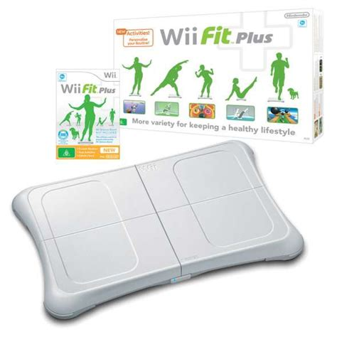 wii fit console bundle wii fit plus with balance board bundle the gamesmen