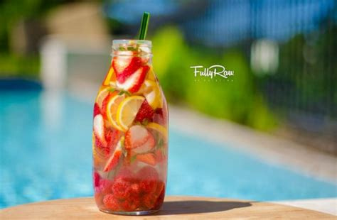 Vegan For Cannabis Detox by It S Easy To Lose Weight With These 22 Detox Water Recipes