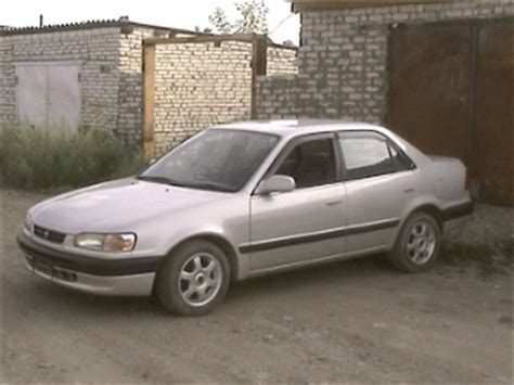 how cars run 1996 toyota corolla electronic throttle control 1996 toyota corolla pictures 1 5l gasoline ff automatic for sale