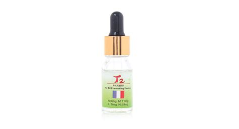 Chocomint Nic 3 E Juice Liquid Vapor 10ml 2 39 t2 strong mint flavor e liquid 10ml 11mg ml nicotine at fasttech worldwide free shipping