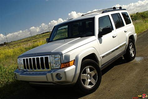 Jeep Commander 2010 Jeep Commander Overview Car Reviews And News At