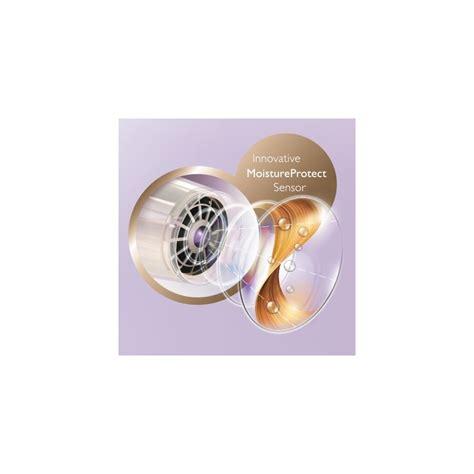 philips moisture protect hp8280 00 hair dryer notino co uk