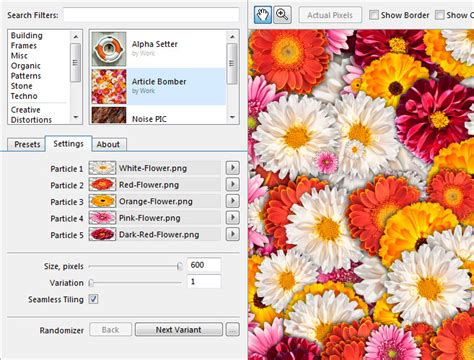 filter forge 3 0 beta script api for noise and blending filter forge 3 0 support for multiple source images