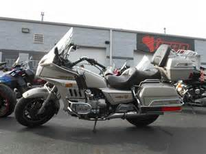 1987 Honda Goldwing 1987 Honda Gold Wing 1200 Interstate Touring For Sale On