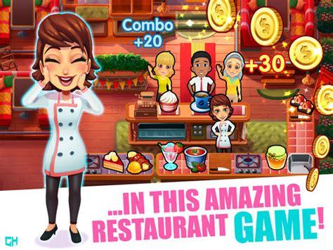 juegos de cocina para restaurantes app shopper le chef cooking