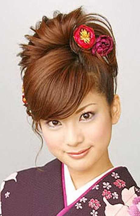 Wedding Hairstyles Japanese by Japanese Hairstyles