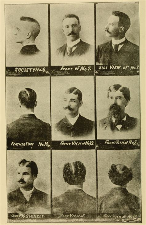 popular 1800s haircuts men victorian era men s hairstyles kristin holt