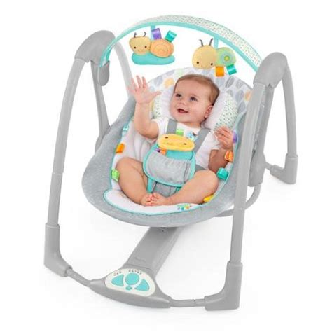 motorised baby swing rent motorized swing toronto vancouver victoria