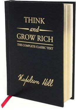 Think and grow rich the most powerful book i ve ever read besides