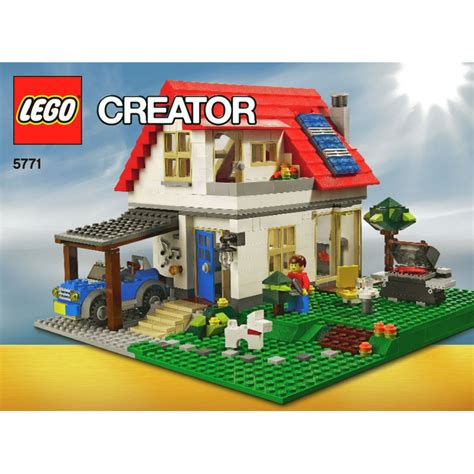 lego house sets lego hillside house set 5771 instructions brick owl
