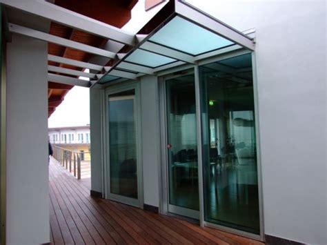 tettoia vetro tettoia in alluminio e vetro asg s r l