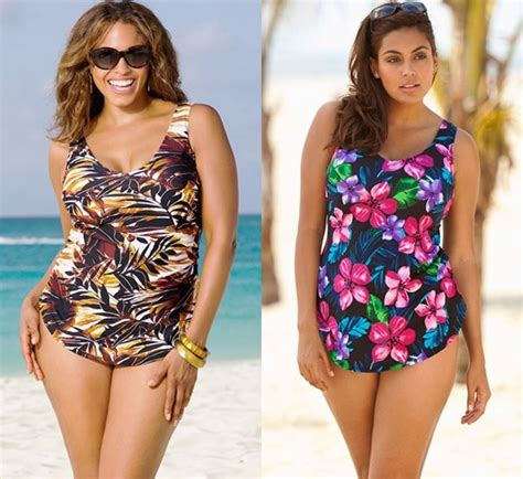 2014 swimsuits for pear shape women how to choose the perfect swimsuit for plus size women