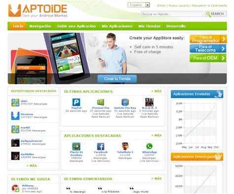 aptoide computer infotrucos como descargar aplicaciones de pago gratis