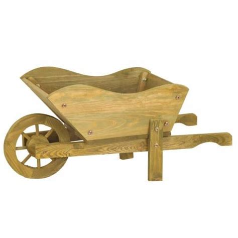 decorative wooden wheelbarrow buy decorative wooden