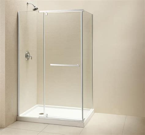 lowes bathroom shower stalls corner shower stall kits bathroom shop interdesign 14 6 in x 8 in plastic multi use
