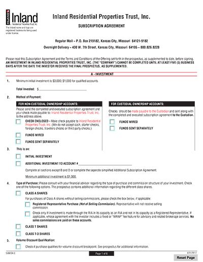 subscription agreement template best resumes