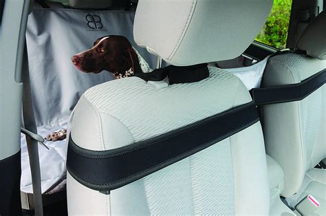 bench seat protector petego hammock bench seat protector gray x large chewy com