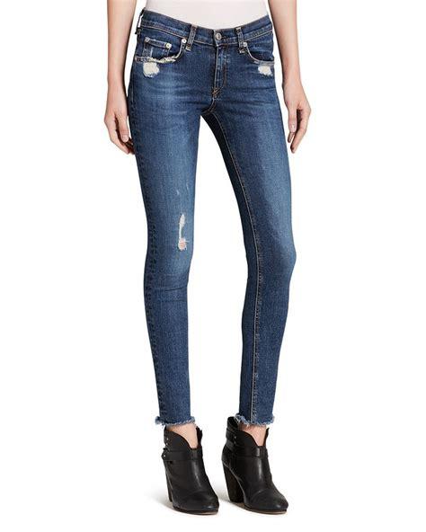 rag bonejean jeans  skinny  la paz bloomingdales