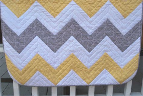 chevron baby quilt the piper s