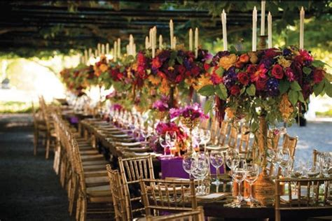 25 centerpieces for fall weddings huffpost