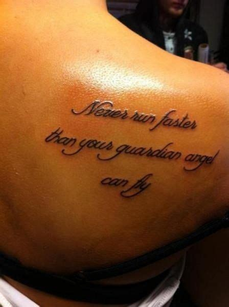 words to get tattooed on your wrist flying quotes on shoulder blade for