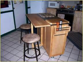 movable kitchen island with seating movable kitchen island with breakfast bar home design ideas