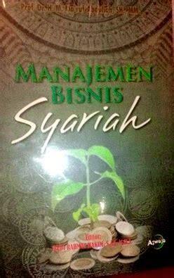 Manajemen Berbasis Syariah M Maruf Abdullah toko buku sang media manajemen bisnis syariah