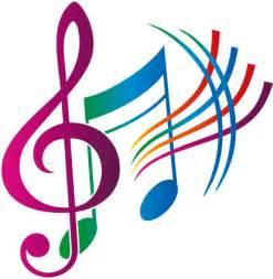 imagenes de notas musicales en colores notes de musique et instruments