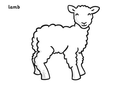 printable bible coloring pages lambs printable best free