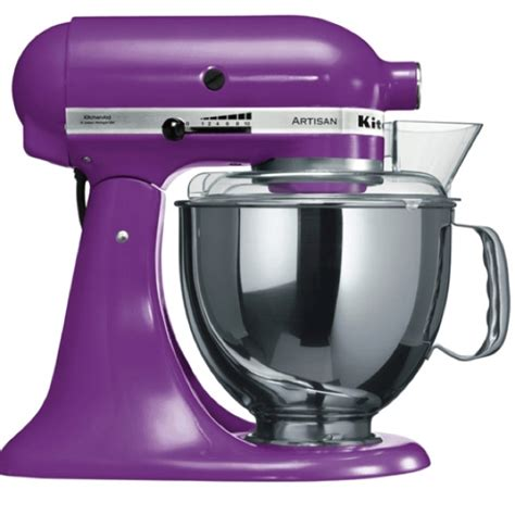 Purple kitchenaid mixer..yes please!   ? Kitchen decor