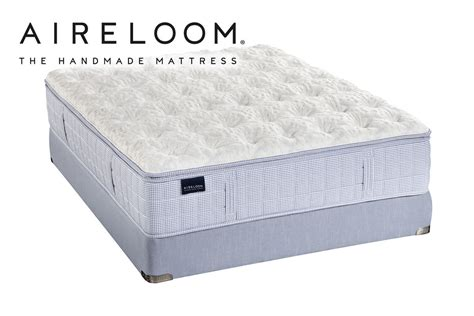 Aireloom Mattress Aireloom 174 Nautical Preferred Felicity Luxetop Micro Coil