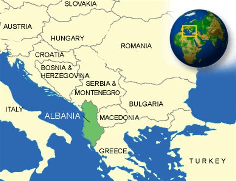 albania map albania facts culture recipes language government