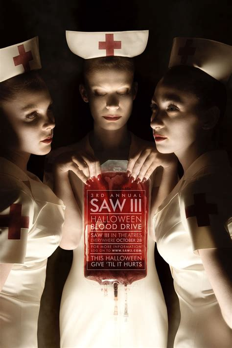 Get Jigsaws Bloody Recorder From The Saw 3 by Jigsaw Runs Blood Drive In Protest Of