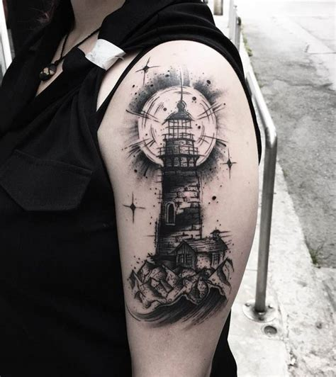 light house tattoos 30 lighthouse ideas lighthouse and tatoo