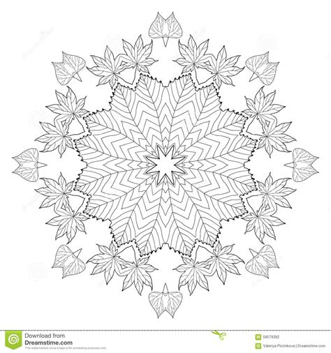 radial pattern black and white autumn black and white radial pattern stock vector image
