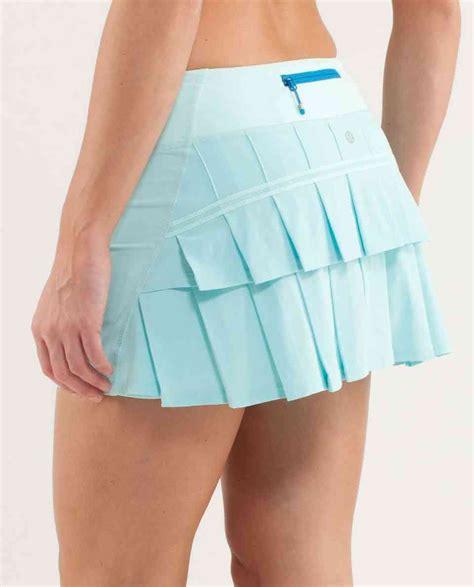 run pace setter skirt regular from lululemon