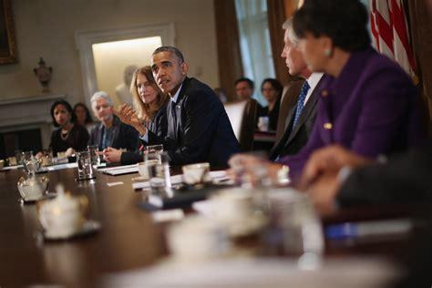 susan rice photos photos barack obama meets with cabinet