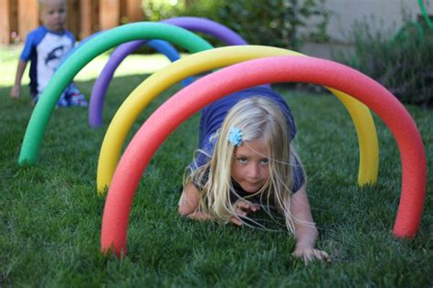 backyard olympics 4 awesome backyard olympics ideas for kids melissa