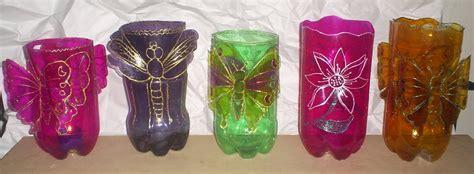 faroles en botellas plasticas de gaseosa ecopet manualidades faroles en botellas plasticas