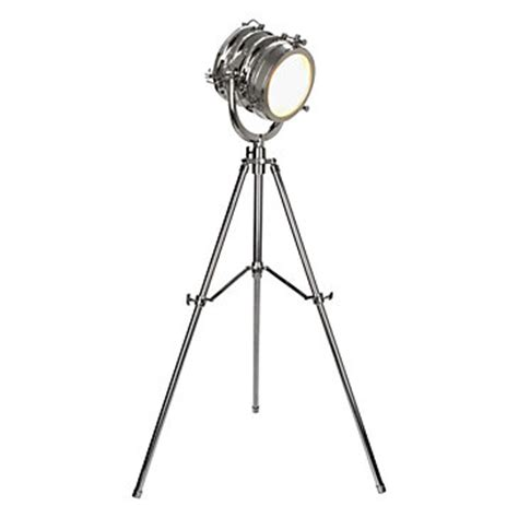 tripod floor lamp chic studio floor lamp  gallerie