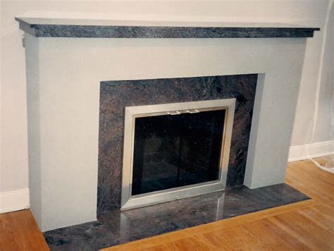 refacing of existing fireplaces